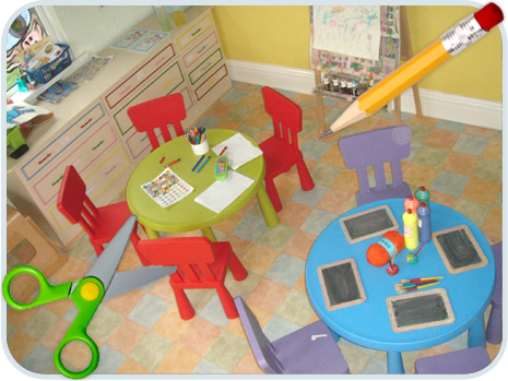 Our Pre-School Room